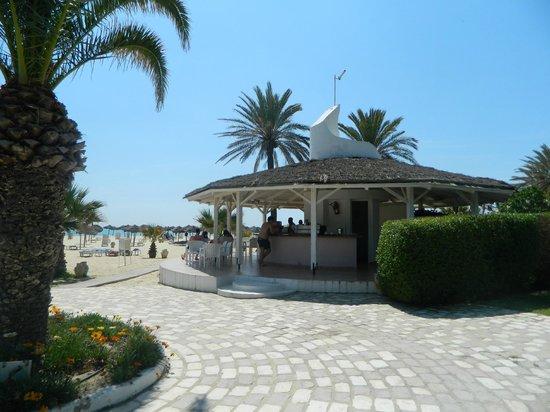 SENTIDO Phenicia : Beach bar, was lovely