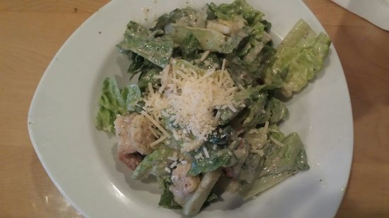 Florida's Fresh Grill: The Cesar salat with the best dressing I have ever had. Bon appetite