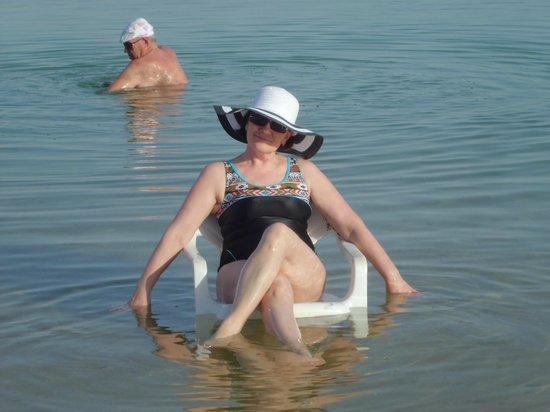 Lot Spa Hotel: морские ванночки очень полезны для ногтей