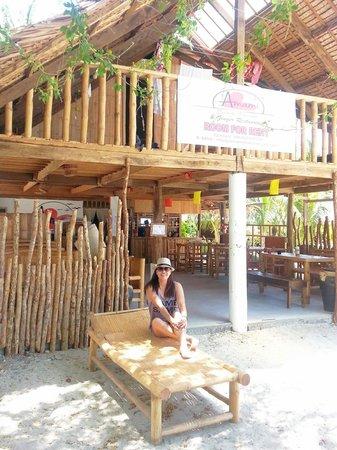 Talipanan Beach : Amami beach resort