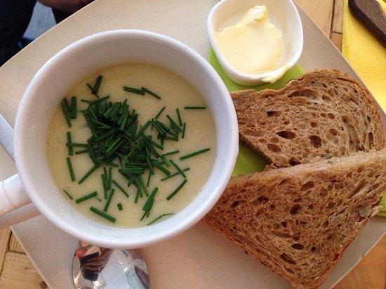 Restaurant Blij : Soup of the day