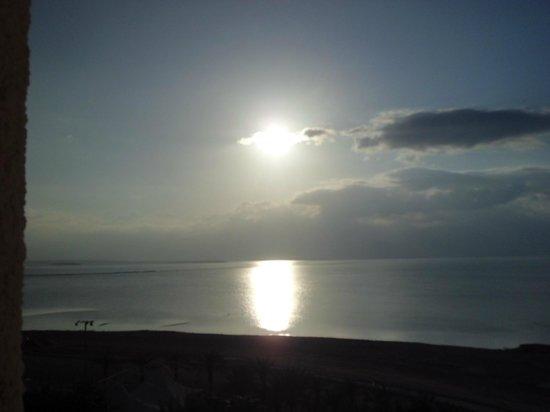 Lot Spa Hotel: солнце встает. вид с балкона