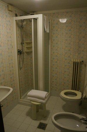 Kappa Hotel: bagno