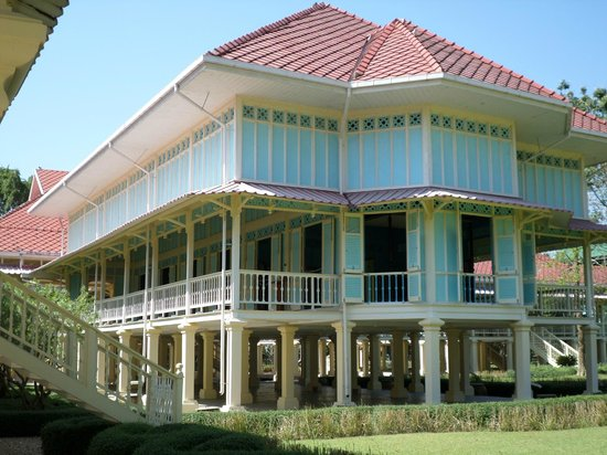Mrigadayavan Palace: main building
