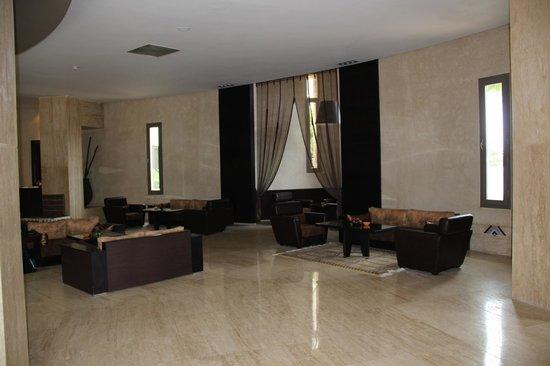 Atlas Essaouira & Spa: Salon de la réception