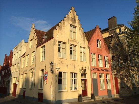 Hotel Adornes Bruges Tripadvisor