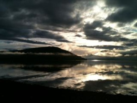 Loch Fyne Hotel & Spa: A beautiful morning on Loch Fyne