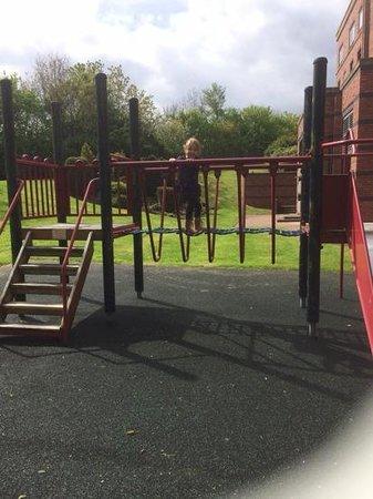 Novotel Newcastle Airport: kids play area