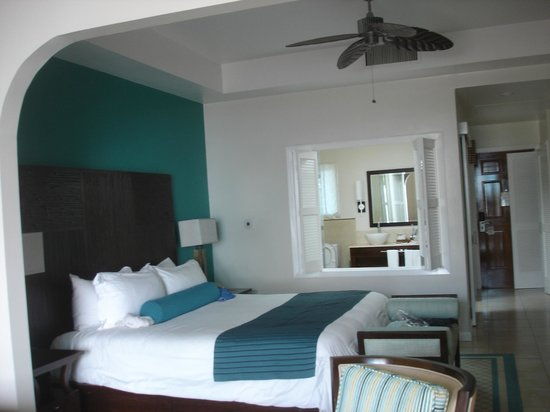 Spice Island Beach Resort: Chambre N°11