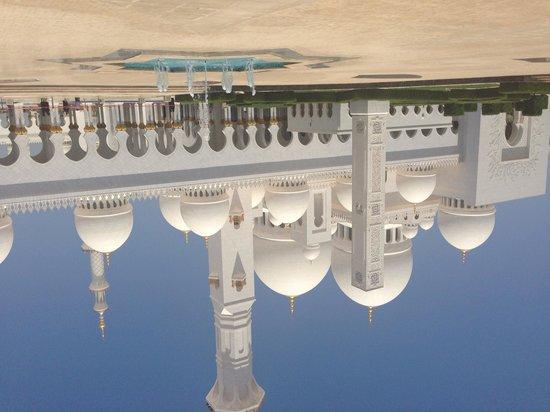 Mosquée Cheikh Zayed : Outside View 2