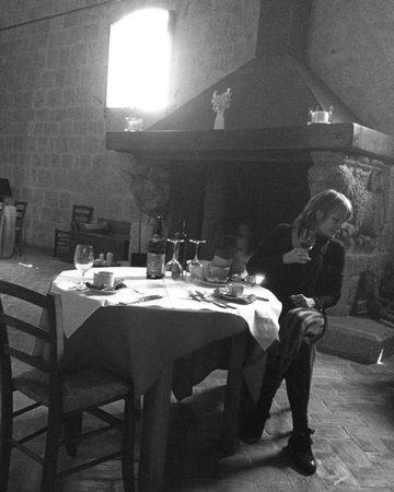 Masseria Susafa: lunch