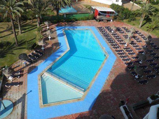 Hotel Algarb: piscina dell'hotel