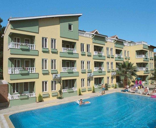 Club Sunset Apartments (Marmaris, Turkey)