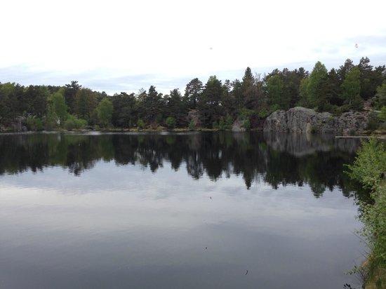 Baneheia: beautiful green space in Kristiansand