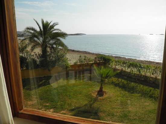 Hotel Playasol The New Algarb: vista dalla sala ristorante