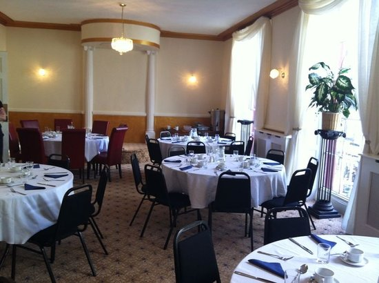 The Globe Hotel: Conference Room