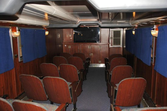 Coast Starlight: Movie Theater