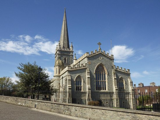 St. Columb's Cathedral: St Columb's cathedral Derry 1