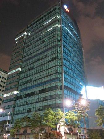 Hyundai Residence: Hotel Building