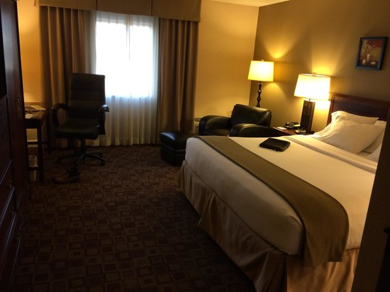 Holiday Inn Express Rolling Meadows: Room 323