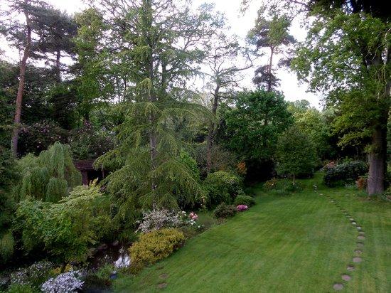Fordwater: Garden view
