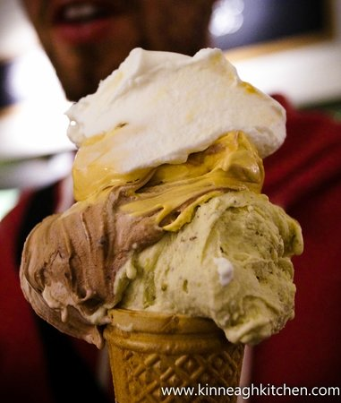 Gelateria La Romana: Ice Cream!!