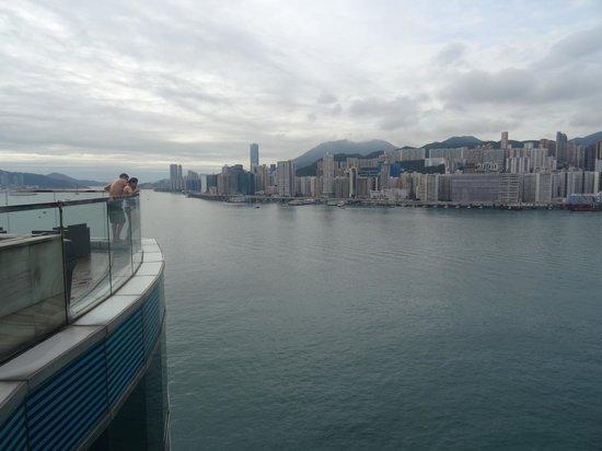 Harbour Grand Kowloon: 수영장뷰