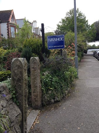 Ivanhoe Guesthouse: Welcome to Ivanhoe