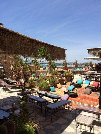 Sidi Bouhdid : plenty of room to relax