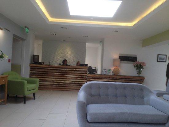 The Cliff Hotel & Spa: Reception