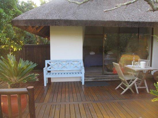 Sandals Guest House: Garden room