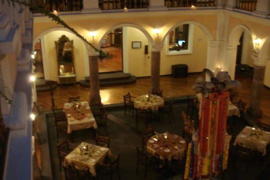 Hotel Patio Andaluz: Dining Room