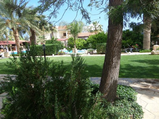 Almond Holiday Village : view from our terrace