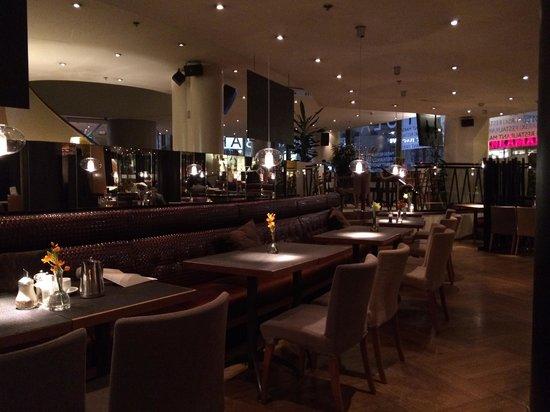 Scandic Marski: Restaurant and Breakfast Hall (4)