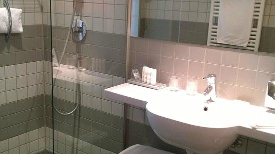 Radisson Blu Hotel, Zurich Airport : Bathroom