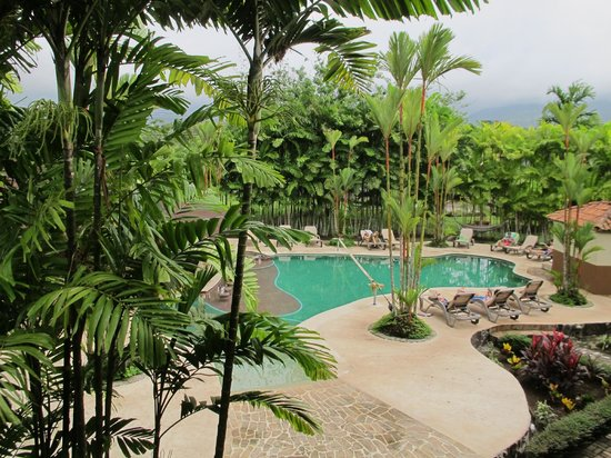 Arenal Backpackers Resort: Pool