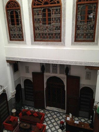 Dar Al Andalous: View from the room