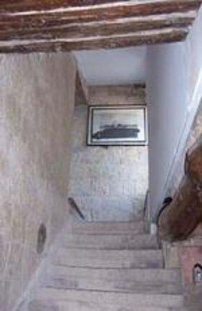 Villa D'Agostino: ingresso appartamenti