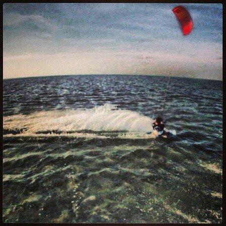 Spi Kiteboarding Sup South Padre Island Tx