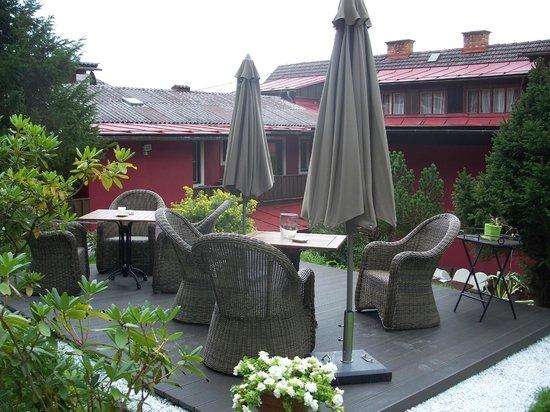 Landidyll Hotel Nudelbacher: un angolino