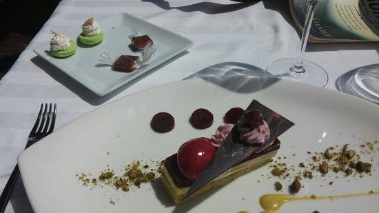 La Reserve: Dessert