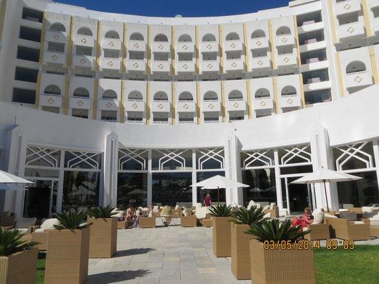 Tej Marhaba Hotel: sunny rooms
