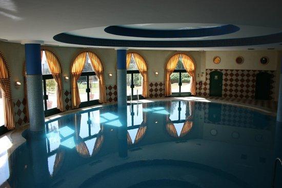 Hotel La Vega: Piscina climatizada