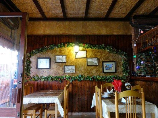 El Rincon Canario: Table
