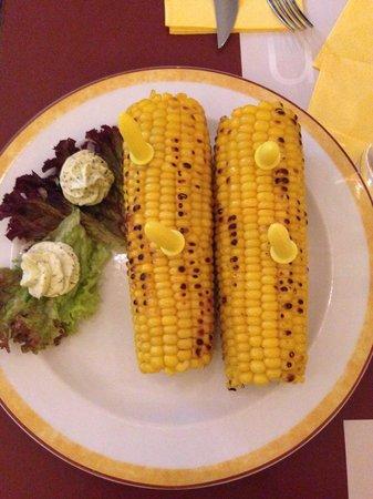 MAREDO Steakhouse Berlin Gedächtniskirche: Maiskolben (2x)