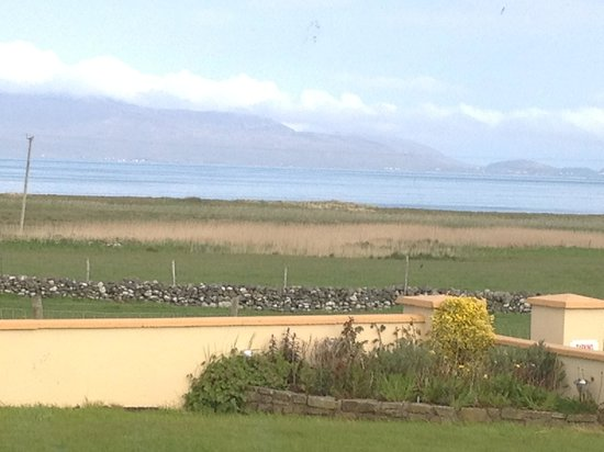 Bertra House B&B: View of Clew Bay from Bertra House