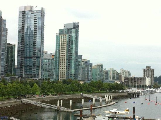 Centre-ville de Vancouver : Vistas panoramicas desde la bahía, Vancouver