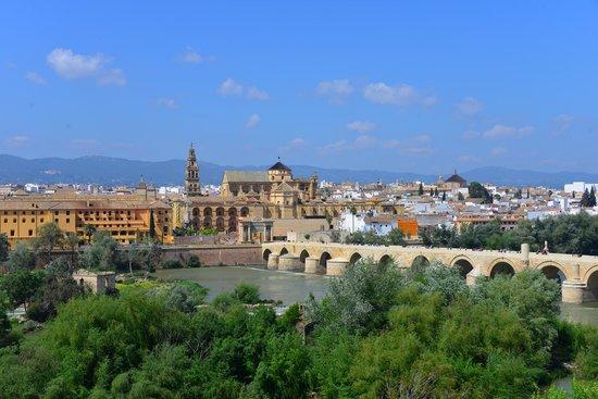 Hesperia Córdoba: View from room at Hesperia Cordoba