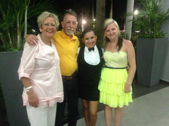 Hotel Riu Palace Costa Rica: We miss you Gina Mora <3