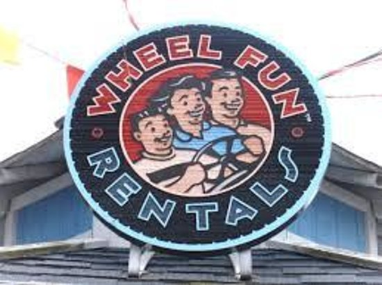 Wheel Fun Rentals: Logo of the place